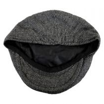 Kids' Herringbone Wool Blend Ivy Cap alternate view 8