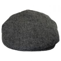 Kids' Houndstooth Wool Ivy Cap in