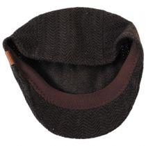 Herringbone Rib Wool Blend 507 Ivy Cap alternate view 4