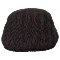 Herringbone Rib Wool Blend 507 Ivy Cap alternate view 6