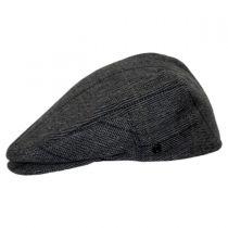 Holborn Herringbone Plaid Wool Blend Ivy Cap
