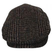Wrayburn Plaid Tweed Wool Ivy Cap in