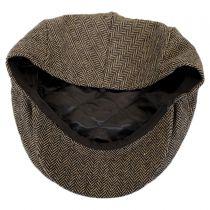 Dartmoor Herringbone Wool Ivy Cap in