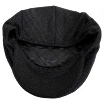Simon Striped Wool Ivy Cap in