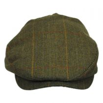 Winston Checkered Plaid Wool Ivy Cap in