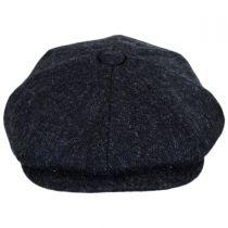 Rochester Italian Wool Newsboy Cap in