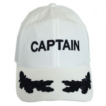 Captain Mesh Strapback Baseball Cap Dad Hat alternate view 2