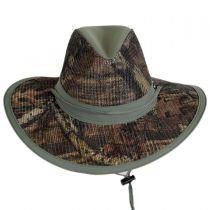 Break-Up Infinity Supplex Mesh Aussie Hat in