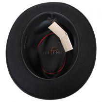 Ralph Fur Felt Fedora Hat in