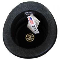 Panama Straw Top Hat alternate view 4