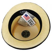 Panama Straw Top Hat alternate view 8