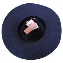 Wool Felt Floppy Hat in