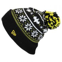 DC Comics Batman Sweater Knit Beanie Hat in