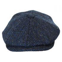 Cambridge Herringbone Wool Newsboy Cap alternate view 6