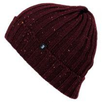 Flecked Cuff Knit Beanie Hat alternate view 2