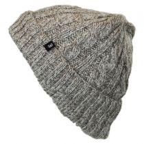 Classic Cuff Wool Blend Beanie Hat alternate view 2