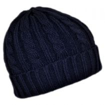 Kids' Cable Knit Beanie Hat alternate view 2