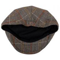Kids' Tweed Wool Blend Ivy Cap in