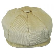 Baby Cotton Newsboy Cap in
