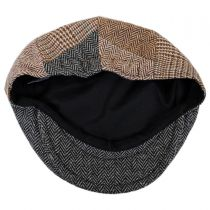 Baby Patchwork Wool Blend Ivy Cap in