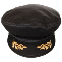 Weathered Cotton Admiral Cap in