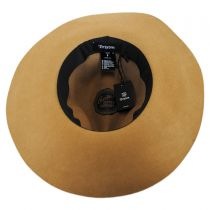 Piper Wool Felt Floppy Fedora Hat in