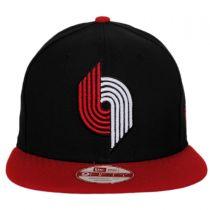 Portland Trail Blazers NBA Hardwood Classics 9Fifty Snapback Baseball Cap alternate view 2