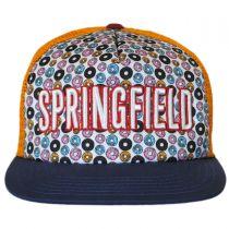 Springfield Trucker Snapback Baseball Cap in
