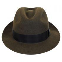 Ralph Fur Felt Fedora Hat in