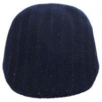 Herringbone Rib Wool Blend 507 Ivy Cap alternate view 10