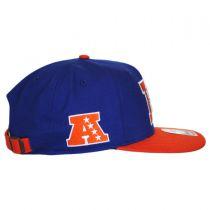 Denver Broncos NFL Super Shot Strapback Baseball Cap Dad Hat in