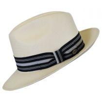 Creel Shantung LiteStraw Fedora Hat in