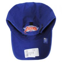 New York Knicks NBA Clean Up Strapback Baseball Cap Dad Hat alternate view 2
