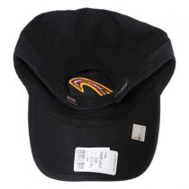 Cleveland Cavaliers NBA Clean Up Strapback Baseball Cap Dad Hat in