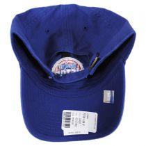 Detroit Pistons NBA Clean Up Strapback Baseball Cap Dad Hat alternate view 2