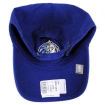 Dallas Mavericks NBA Clean Up Strapback Baseball Cap Dad Hat alternate view 2
