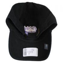 Sacramento Kings NBA Clean Up Strapback Baseball Cap Dad Hat alternate view 2