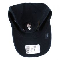 Washington Wizards NBA Clean Up Strapback Baseball Cap Dad Hat in