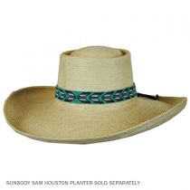 Fletching Beaded Hat Band in