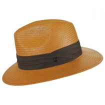 Augusta Toyo Straw Safari Fedora Hat alternate view 15