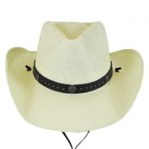 Wildhorse Toyo Straw Western Hat alternate view 2