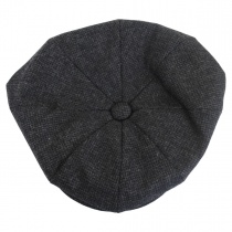Union Wool Blend Newsboy Cap alternate view 10