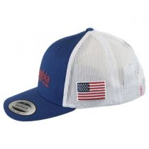PFG Mesh Trucker Snapback Baseball Cap in