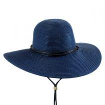 Adventure Packable Toyo Straw Sun Hat in