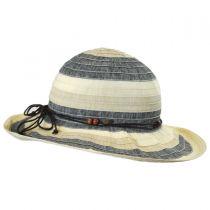 Three-Tone Ribbon Sun Hat alternate view 3