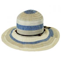 Three-Tone Ribbon Sun Hat alternate view 6