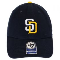 San Diego Padres MLB Kid's Clean Up Baseball Cap in