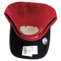 Cincinati Reds MLB Clean Up Strapback Baseball Cap Dad Hat alternate view 6