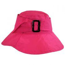 Buckle Rain Bucket Hat in