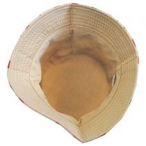 Kids' Strawberry Cotton Bucket Hat alternate view 3